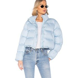 Lovers + Friends Jackets & Coats - NEW NWT Lovers + Friends Margarita Puffer Jacket